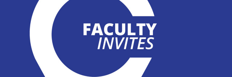 Faculty Invites Banner