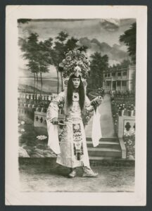 A photograph from May's Studio in San Francisco's Chinatown during the early 20th century.